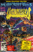 Rise Of The Midnight Sons: Nightstalkers Vintage Comic