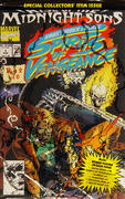 Rise Of The Midnight Sons: Ghost Rider & Blaze Spirits Of Vengeance Vintage Comic