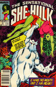The Sensational She-Hulk Vintage Comic