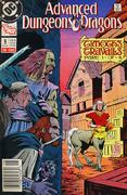 Advanced Dungeons & Dragons Vintage Comic