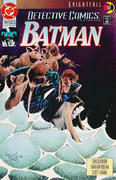 Detective Comics Vintage Comic