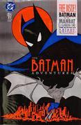 The Batman Adventures Vintage Comic