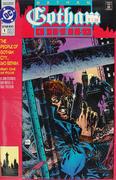 Gotham Nights Vintage Comic