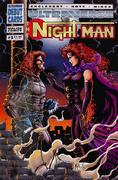 The Night Man Vintage Comic