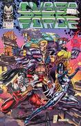 Cyberforce Vintage Comic