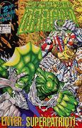 The Savage Dragon Vintage Comic