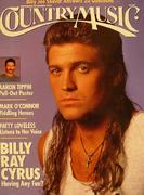 Country Music Magazine November 1993 Magazine