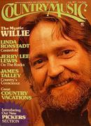 Country Music Magazine June 1977 Magazine