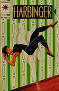 Harbinger Vintage Comic