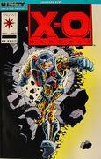 X-O Manowar Vintage Comic