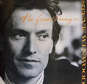 "Steve Winwood Vinyl 7"" (Used)"