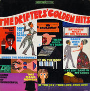 "The Drifters' Golden Hits Vinyl 12"" (Used)"