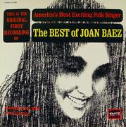 """The Best Of Joan Baez Vinyl 12"""" (Used)"""