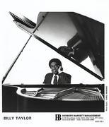 Billy Taylor Promo Print