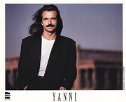 Yanni Promo Print