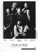 The Radiators Promo Print