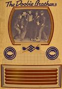 Doobie Brothers Postcard