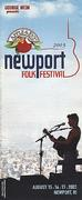 The Newport Folk Festival Program