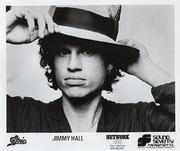 Jimmy Hall Promo Print