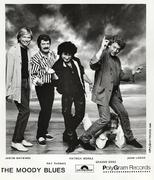 The Moody Blues Promo Print