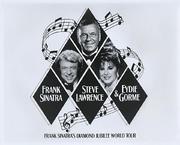 Frank Sinatra Promo Print