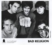 Bad Religion Promo Print