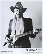 Johnny Winter Promo Print