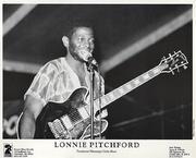 Lonnie Pitchford Promo Print