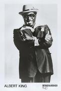 Albert King Promo Print