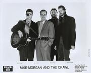 Mike Morgan and The Crawl Promo Print
