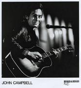 John Campbell Promo Print
