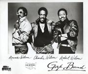 Gap Band Promo Print
