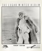 Edgar Winter Promo Print