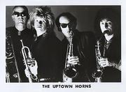 The Uptown Horns Promo Print