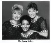 The Savoy Sisters Promo Print