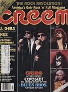 Creem Magazine April 1979 Magazine