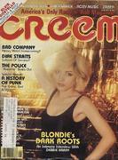 Creem Magazine June 1979 Magazine