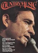 Country Music Magazine September 1972 Magazine