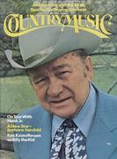 Country Music Magazine July 1973 Magazine