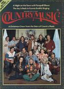 Country Music Magazine December 1973 Magazine