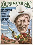 Country Music Magazine July 1975 Magazine
