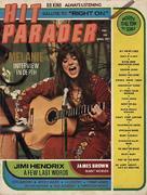 Hit Parader April 1971 Magazine