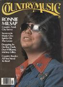 Country Music Magazine April 1976 Magazine