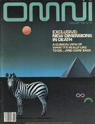 Omni Magazine February 1982 Magazine