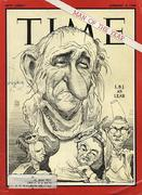 Time Magazine January 5, 1968 Magazine