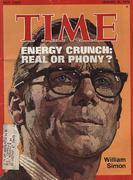 Time Magazine January 21, 1974 Magazine
