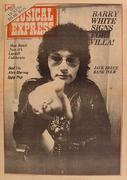 New Musical Express Magazine May 3, 1975 Magazine