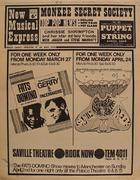 New Musical Express Magazine March 18, 1967 Magazine