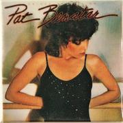 Pat Benatar Pin
