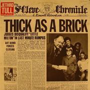 "Jethro Tull Vinyl 12"""
